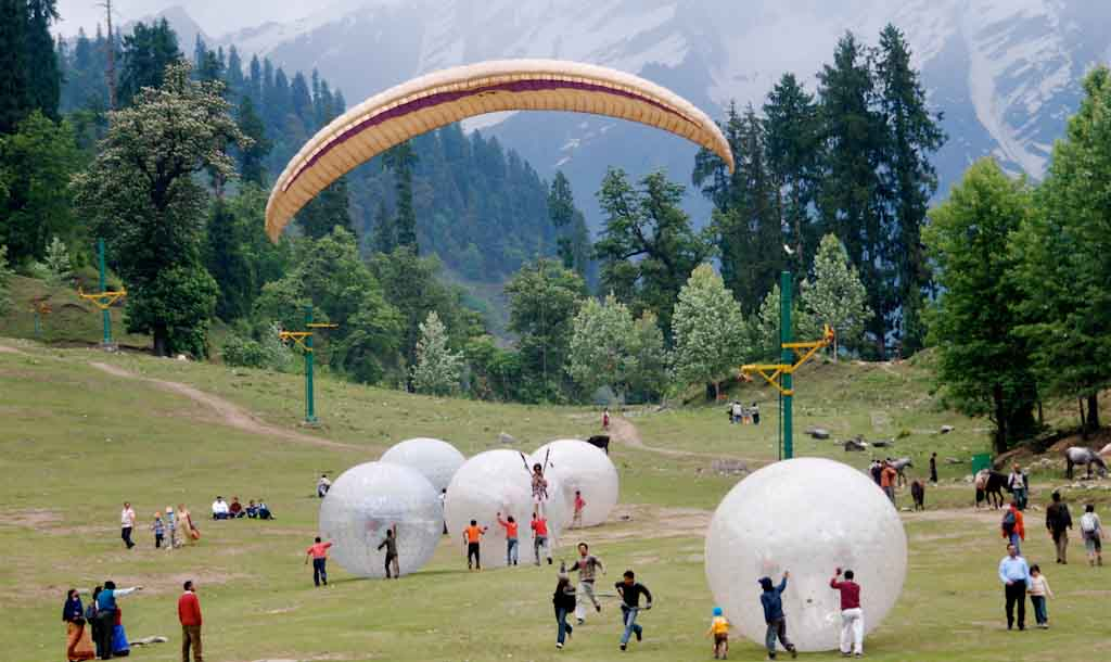 Hyderabad To Shimla Tour Packages
