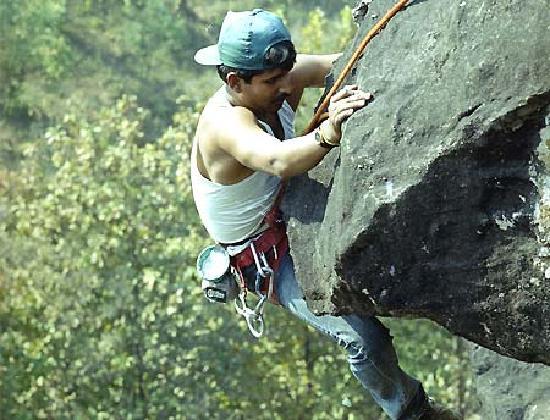 Rock Climbing in Rishikesh Rock Climbing Rock Climbing